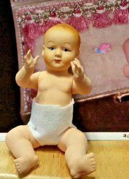 """Your choice of 3"""" or 5"""" doll baby,French Petit Colin:Ginny,N"""