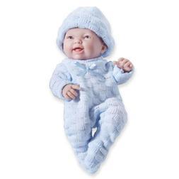 JC Toys Zandino Coutore Mini La Newborn Girl and Boy Twin Do